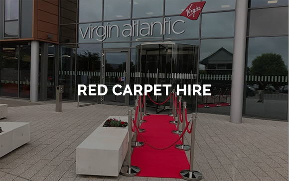 Red Carpet Hire in London, Kent, Surrey, Sussex & Essex
