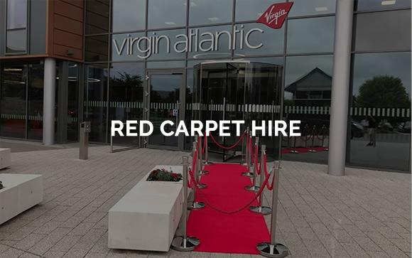 Red Carpet Hire in London, Kent, Surrey, Sussex & Essex